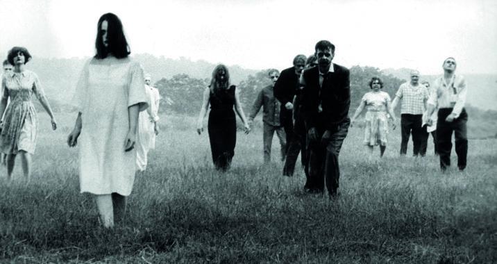 la trilogie des morts vivants de Romero